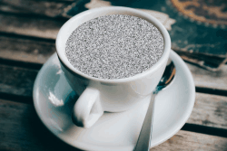Cup of concrete