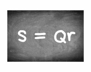 S=Qr the formula for success