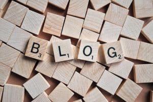 writing a business blog